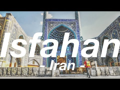 Back in Isfahan/Esfahan (Part 2/2) | The Long Road Ep. 30