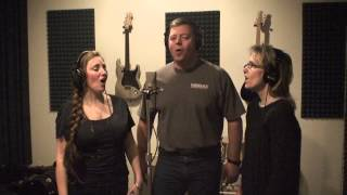 """Hallelujah"" Your Love is Amazing - New Christian group ""Rescued"" (cover)"