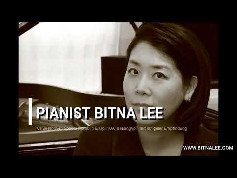 Beethoven Sonata No.30 in E Op.109, Gesangvoll