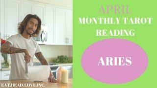 "ARIES SOULMATE ""ARE YOU DATING A SNAIL OR A TURTLE?"" APRIL MONTHLY TAROT READING"