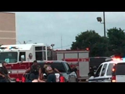 Police report multiple fatalities in Waco, Texas, shooting