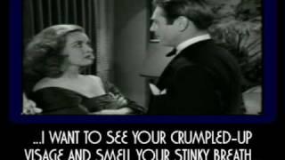 Bette Davis macht Dampf
