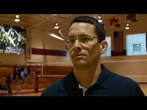 Head Coach Justin Ingram Comments After SIU Volleyball First Fall Scrimmage