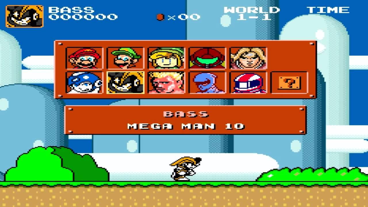 Play Super Mario Bros Crossover Online Addicting Games