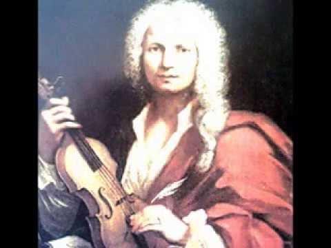 Vivaldi - Concerto -La notte- RV 439 - III Largo. Flauto Bruno Cavallo