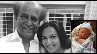 Soundarya Rajinikanth Ashwin blessed with Baby Boy | Hot Tamil Cinema News
