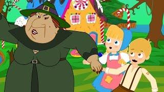 Hansel y Gretel - cuentos infantiles en Español