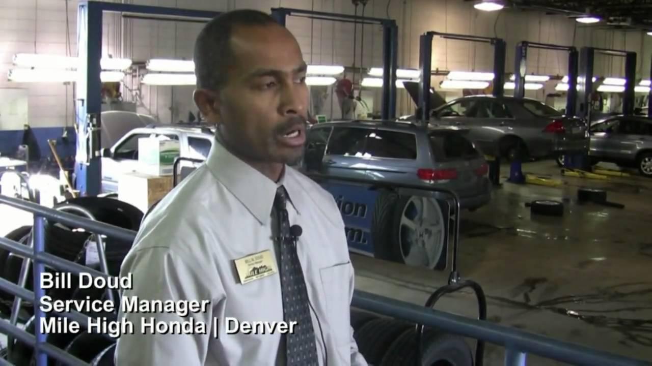 Superior Honda Service | Mile High Honda | Denver, Colorado