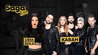 Lidia Ávila Y Kabah En #Saga Live Con Adela Micha