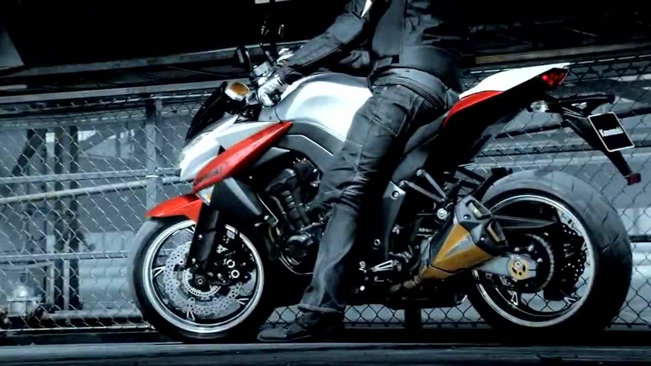 Kawasaki Z1000 2010 - YouTube