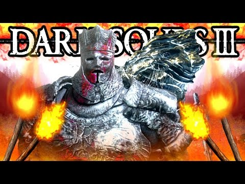 IUDEX GUNDYR & VORDT OF THE BOREAL VALLEY | Dark Souls 3: Torch Only Challenge (RAGE & Fails)