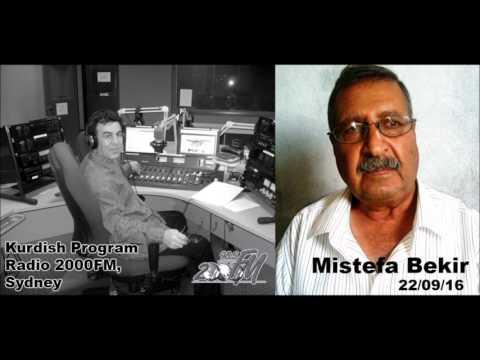 Mostafa Khalil interviews political analyst Mostafa Bakr about Syria and Kurdish region