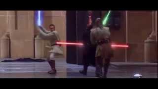 Iron Maiden - Flash Of The Blade (Star Wars)