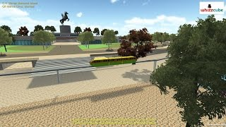 Chhatrapati Shivaji Memorial and Tutari Island - Artist Impressions in 3D (Part 1)