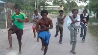 black knight dancers. elephant man - sassa step, craab up, new moment