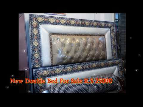 New Bed 25000 Price Designs In Pakistan 2018/2019 - Imam Wood & Steel Furniture Workes