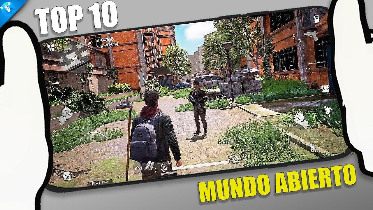 Top 10 Juegos Para Android & iOS De Mundo Abierto (2021-2022) | ¡Yes Droid!