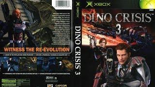 Dino Crisis 3 Game Movie (All Cutscenes) 2003
