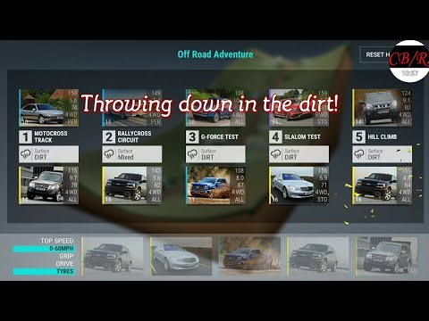 Top Drives | Tearing up the dirt in off-road Adventure! Colu