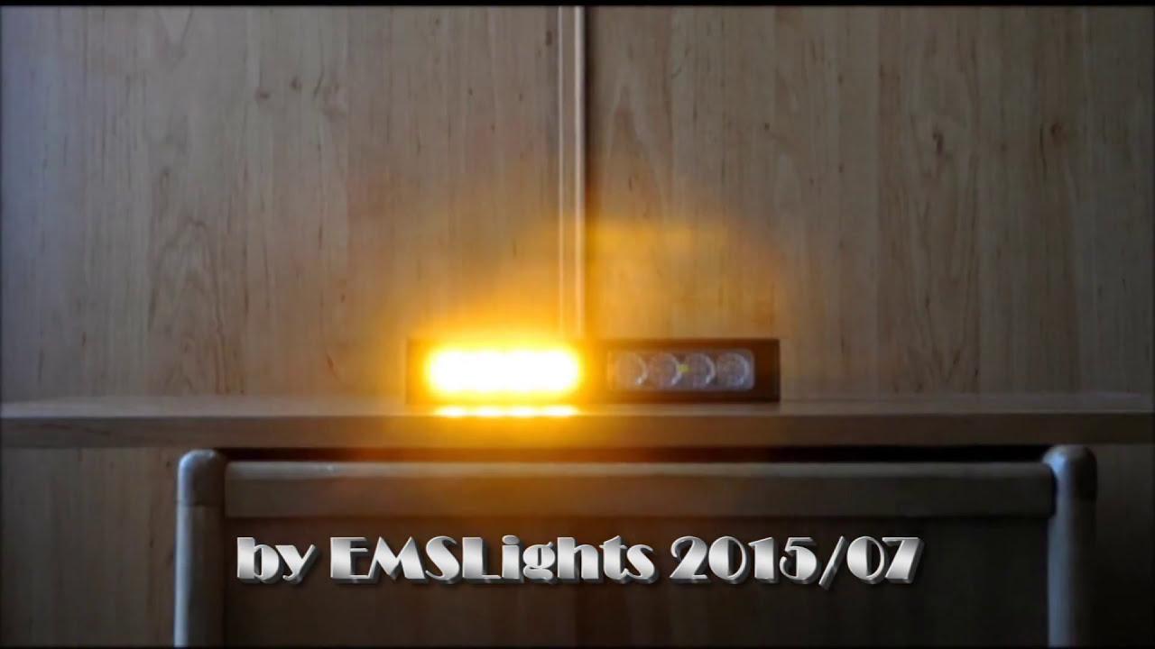 MicroMax II LED Dash Light