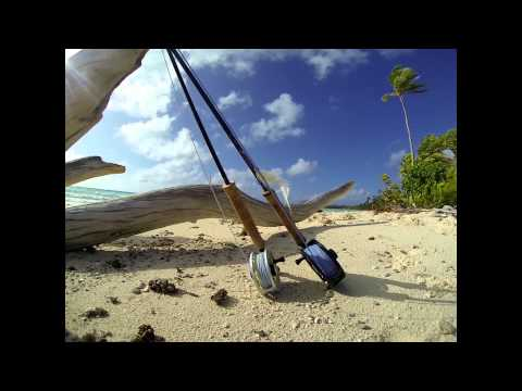 Fly fishing Tahiti / French Polynesia