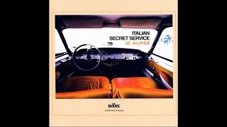 Italian Secret Service - ID Super (Full Album Nu Jazz Acid Cocktail Bossa Breaks Lounge)