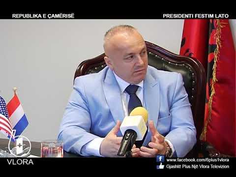 """""""Çamëria Republikë"""" - Festim Lato"""