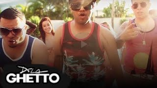 Смотреть клип De La Ghetto - Chulo Sin H Ft. Jowell & Randy
