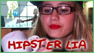 Lia Marie Johnson Pretends to Be Alex - Vlog of Awesomeness Takeover!!!