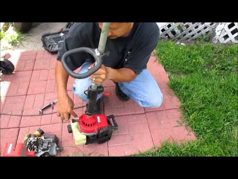 Weed Wacker Eater Cable Repair