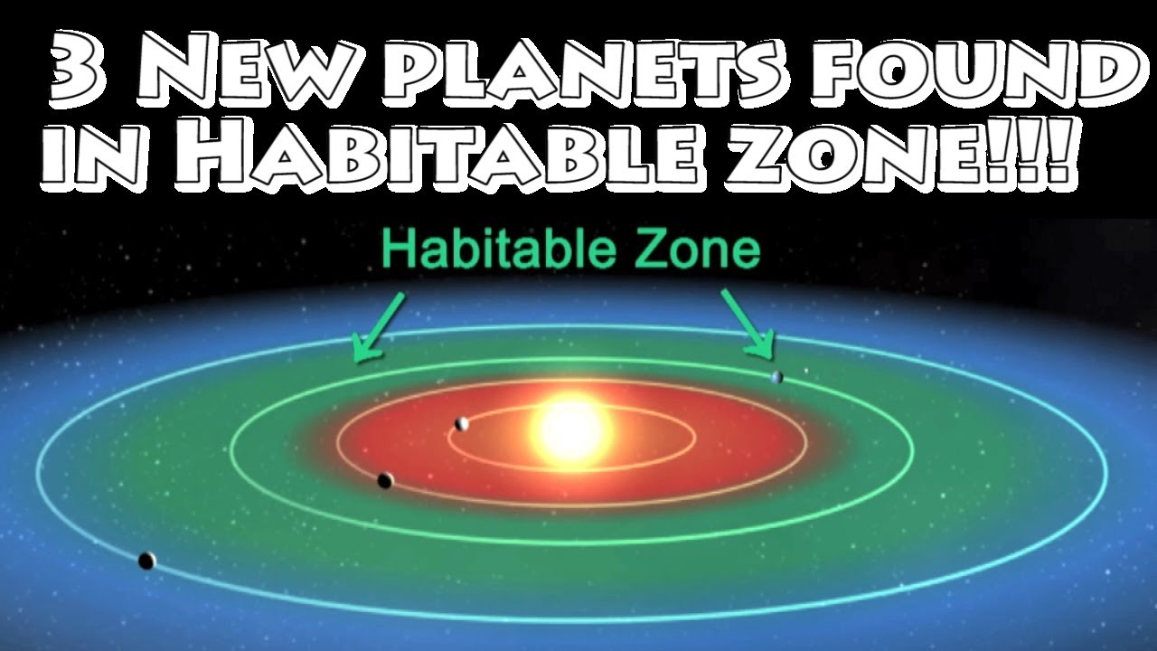 3 New Planets found in Habitable Zone! Life on other ...