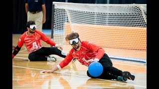 Up Close and Personal - Turkey's men's and women's goalball teams