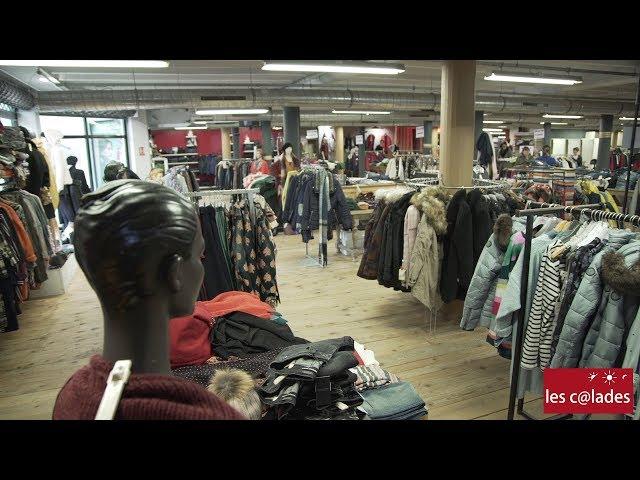Les Calades - La Mode en centre ville de Villefranche-sur-Saône - Ep 1