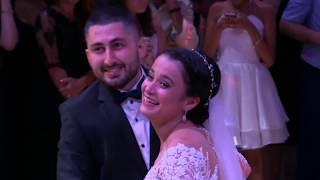 Bride & Groom's Crazy First Dance -  Dancers Wedding Azerbaijan 2018