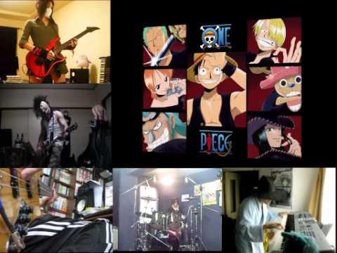 【ニコニコ海賊団】We are! -Band Edition - [Nico Nico Pirates]
