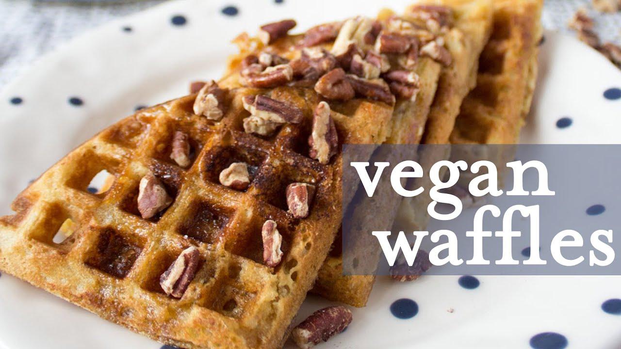 Vegan Buttermilk Waffles   Vegan Soul Food