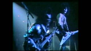 KISS (Budokan Hall 4/2/77) Let me go, Rock