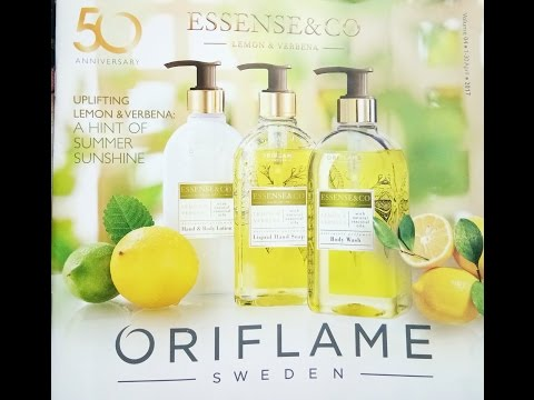 Oriflame April Catalogue 2017