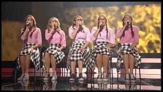 Grupė ORIGINAL COPY | II daina | X Faktorius 2015 m. LIVE | 18 serija