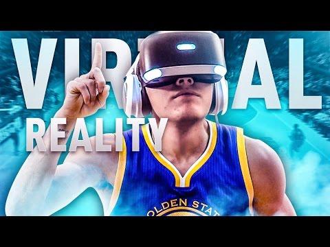 NBA 2K VIRTUAL REALITY BASKETBALL!!