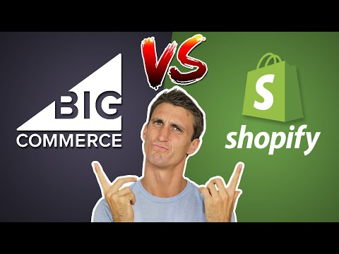 Shopify Vs  Bigcommerce Unbiased Pros And Cons Review 2018