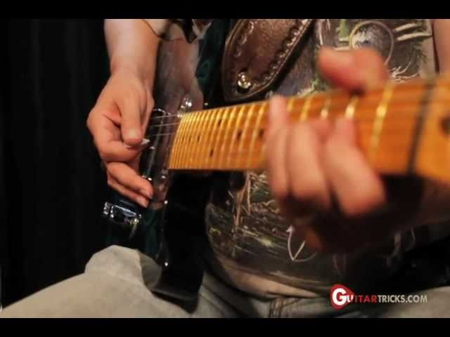 How To Play Dual Solo Plus Guitar Warm Up Tip - Guitar Tricks Channel - Easy Guitar Lessons