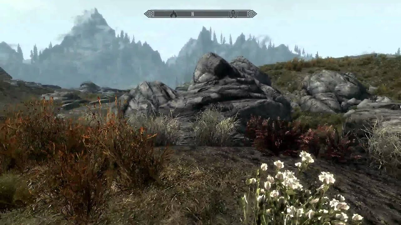 How to get Butterfly Wings - Skyrim