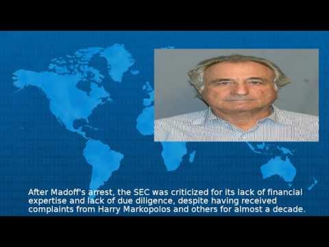 Bernard Madoff  - Wiki