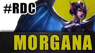 Rap dos Champions - Morgana - Méqui Huê [League of Legends]