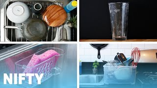 9 Ways To Make Washing Dishes Less Terrible