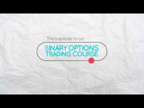 Learn how to trade Lesson 1: Put/Call option assets.