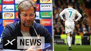 Jürgen Klopp warnt Cristiano Ronaldo und Co.:
