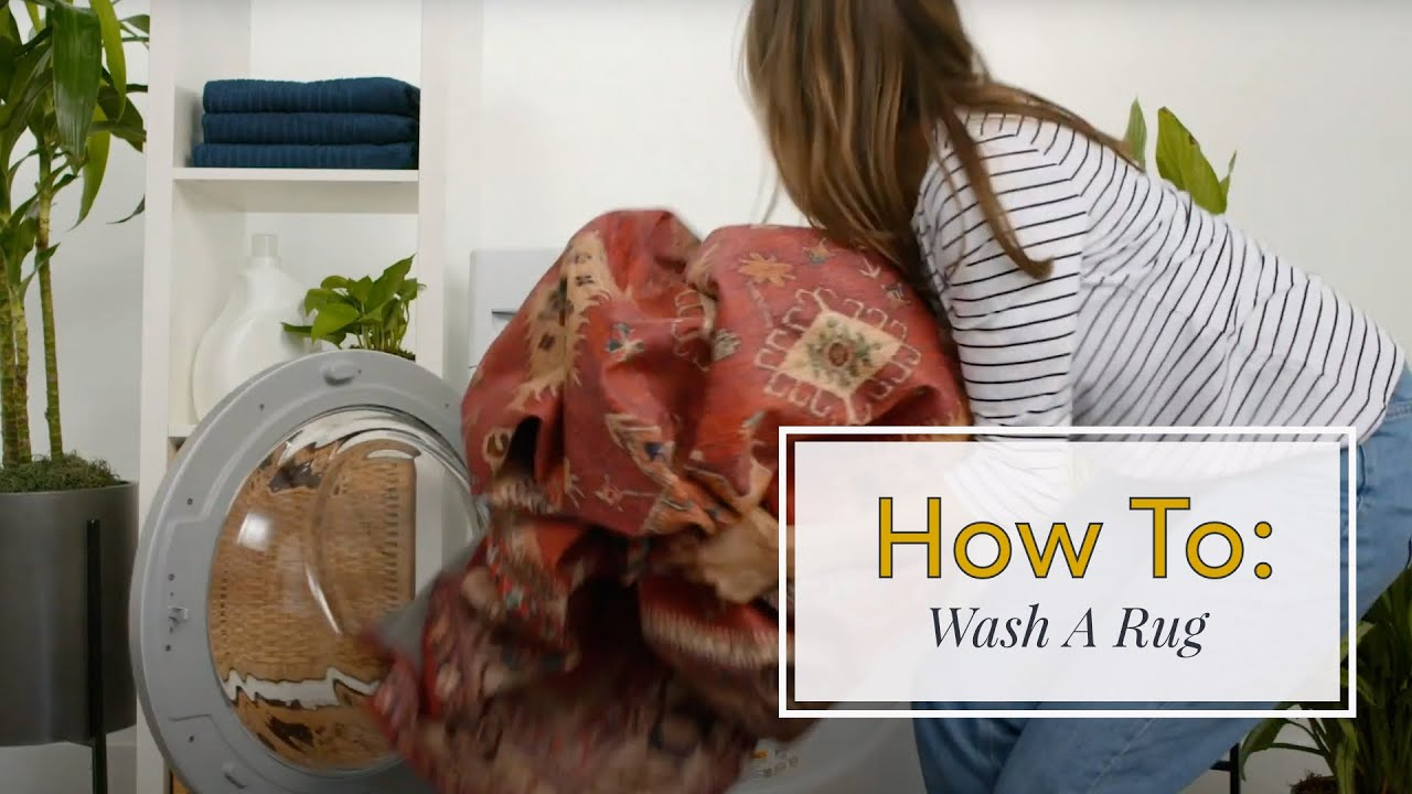 How do I wash or clean my Ruggable rug? – FAQs