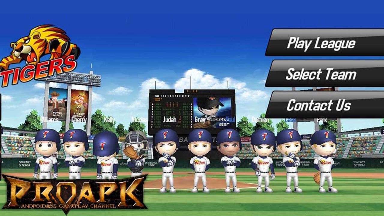 baseball star gameplay ios android youtube